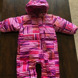 Columbia Snow Suit 6-12M
